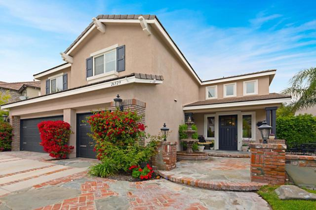 26529 Brooks Circle, Stevenson Ranch, CA 91381 (#219005672) :: Paris and Connor MacIvor