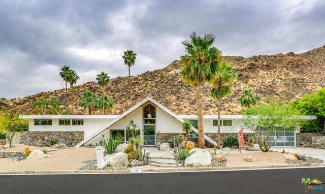 755 W Crescent Drive, Palm Springs, CA 92262 (#19464544PS) :: The Fineman Suarez Team