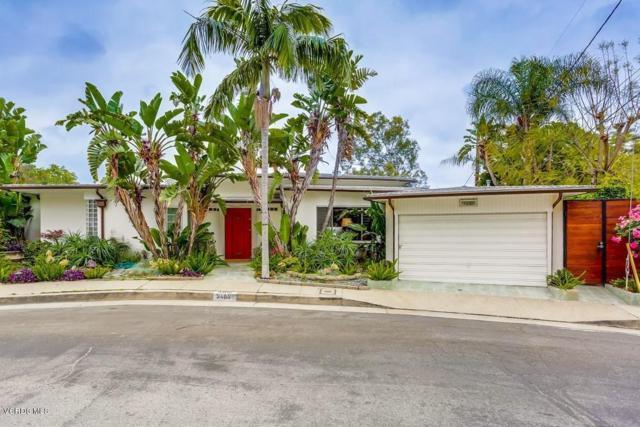 3400 Floyd Terrace, Los Angeles (City), CA 90068 (#219005721) :: The Parsons Team