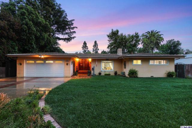 1652 Capistrano Avenue, Glendale, CA 91208 (#319001887) :: Fred Howard Real Estate Team