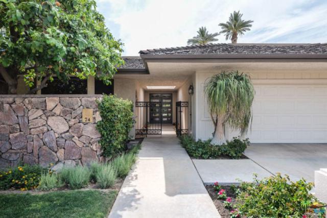 74 Princeton Drive, Rancho Mirage, CA 92270 (#19466084PS) :: Paris and Connor MacIvor