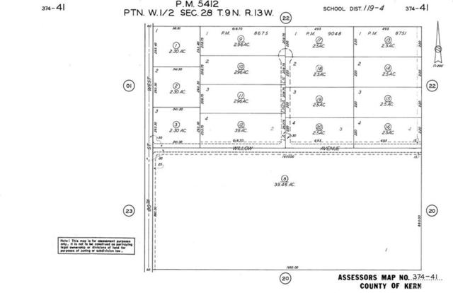 76 W W Willow Avenue, Rosamond, CA  (#SR19111201) :: Paris and Connor MacIvor