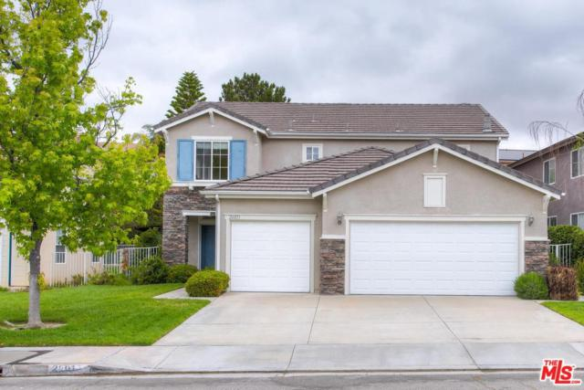 26013 Ohara Lane, Stevenson Ranch, CA 91381 (#19465988) :: Paris and Connor MacIvor