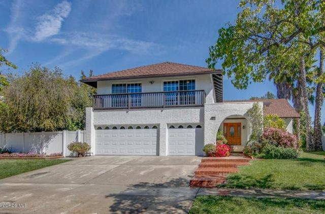 187 W Sidlee Street, Thousand Oaks, CA 91360 (#219005793) :: Paris and Connor MacIvor