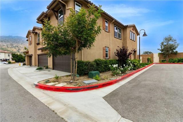 6468 Summit Village Lane #1, Simi Valley, CA 93063 (#SR19111854) :: TruLine Realty