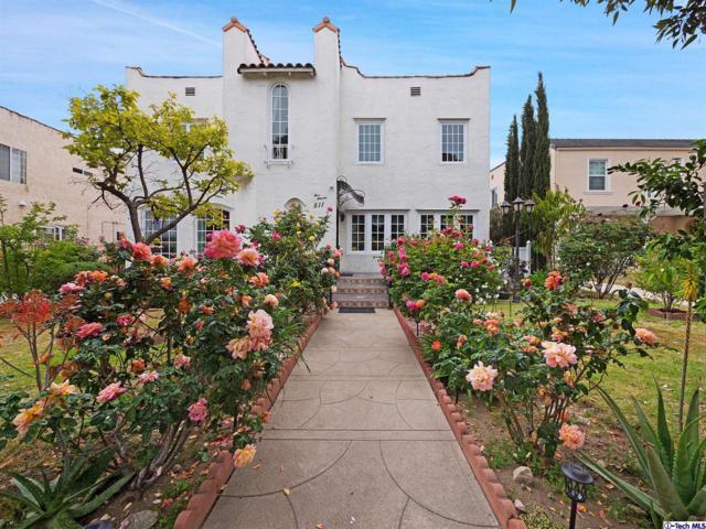 511 Galer Place, Glendale, CA 91206 (#319001899) :: TruLine Realty
