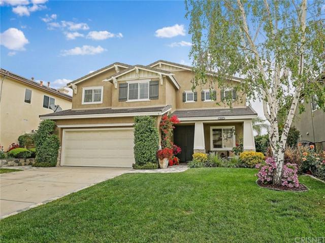 26425 Ocasey Place, Stevenson Ranch, CA 91381 (#SR19112971) :: Paris and Connor MacIvor