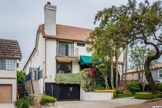 735 E Tujunga Avenue E, Burbank, CA 91501 (#319001933) :: The Agency