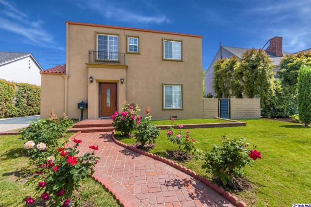 904 E Glenoaks Boulevard, Glendale, CA 91207 (#319001912) :: Fred Howard Real Estate Team