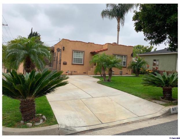 511 S Sunset Drive, Burbank, CA 91501 (#319001943) :: The Parsons Team