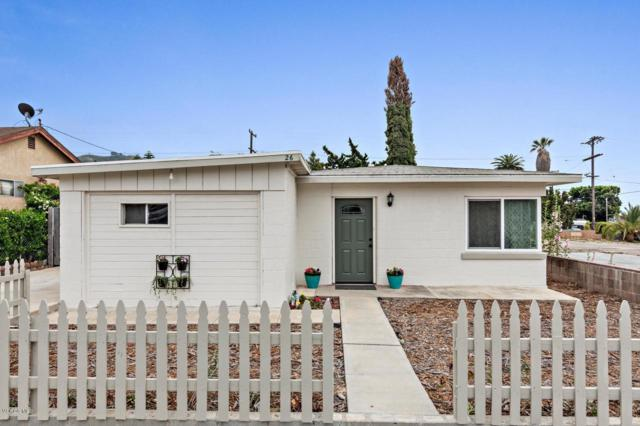 26 Mckee Street, Ventura, CA 93001 (#219005917) :: Paris and Connor MacIvor