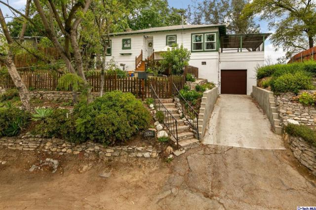 5821 Buena Vista Terrace, Highland Park, CA 90042 (#319001909) :: The Agency
