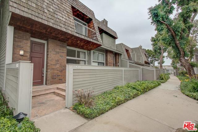 4318 Glencoe Avenue #7, Marina Del Rey, CA 90292 (#19467104) :: TruLine Realty