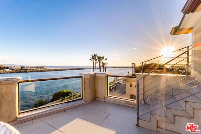 119 Via Marina, Marina Del Rey, CA 90292 (#19466452) :: TruLine Realty