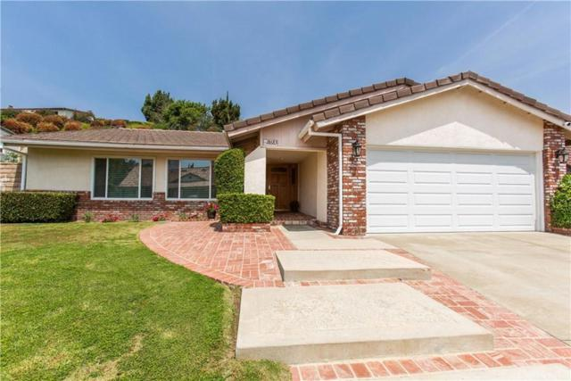 18683 Cumnock Place, PORTER RANCH, CA 91326 (#SR19114153) :: The Agency
