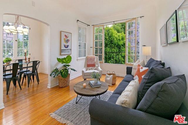 1345 N Hayworth Avenue #311, West Hollywood, CA 90046 (#19466474) :: The Agency