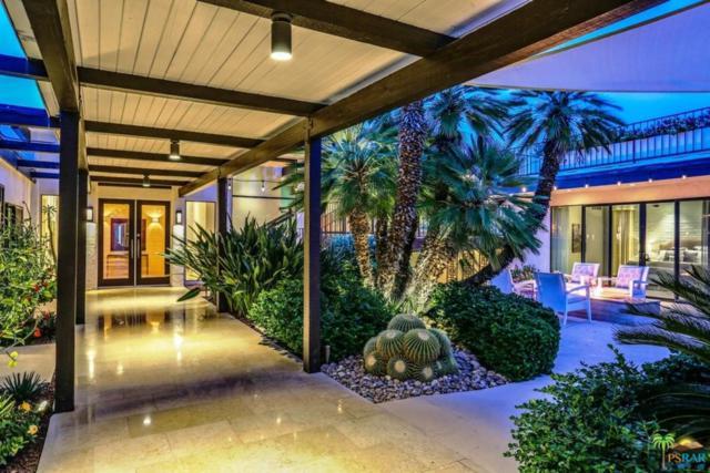 1212 E Sierra Way, Palm Springs, CA 92264 (#19464080PS) :: Paris and Connor MacIvor