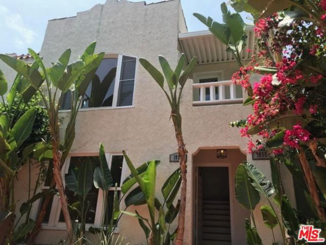 1033 N La Jolla Avenue, West Hollywood, CA 90046 (#19466770) :: The Agency