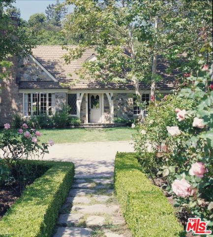 1977 Mandeville Canyon Road, Los Angeles (City), CA 90049 (#19467142) :: PLG Estates
