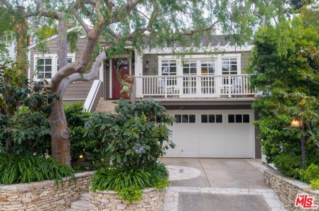 708 Haverford Avenue, Pacific Palisades, CA 90272 (#19465714) :: The Fineman Suarez Team