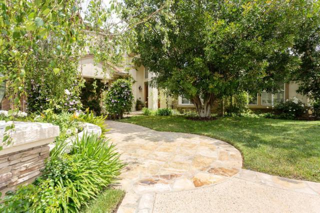 3910 Leighton Point Road, Calabasas, CA 91301 (#219005980) :: Paris and Connor MacIvor