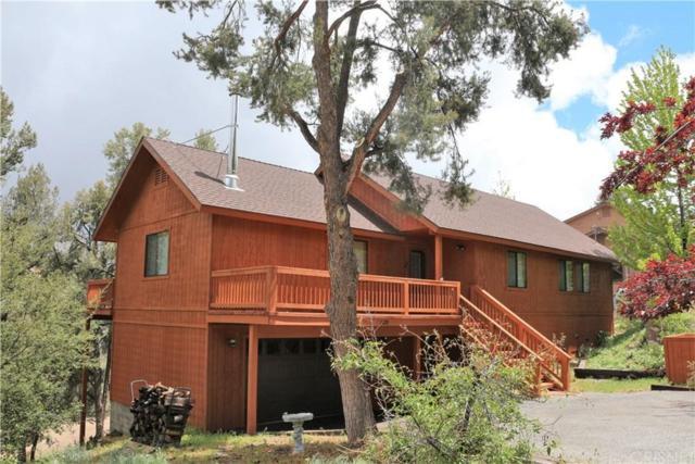 2420 Innsbruck Court, Pine Mountain Club, CA 93222 (#SR19112400) :: Golden Palm Properties