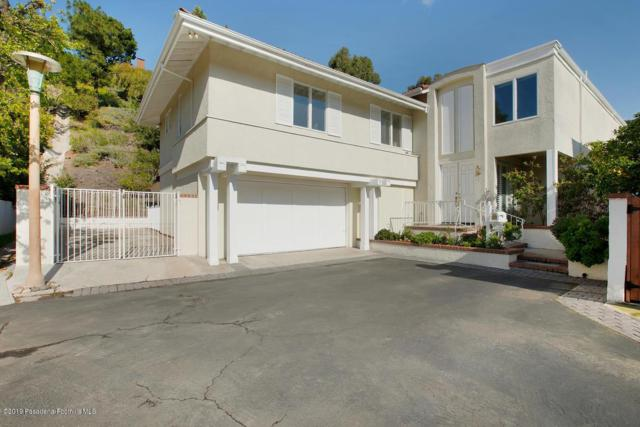 17175 Avenida De Santa Ynez, Pacific Palisades, CA 90272 (#819002288) :: The Fineman Suarez Team