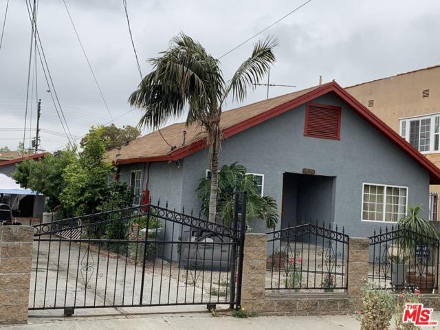 1534 W 35TH Street, Los Angeles (City), CA 90018 (#19467268) :: Paris and Connor MacIvor