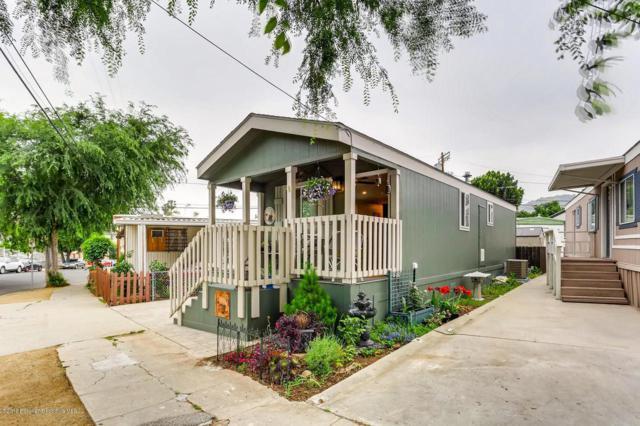 5051 Argus Drive #8, Los Angeles (City), CA 90041 (#819002290) :: TruLine Realty