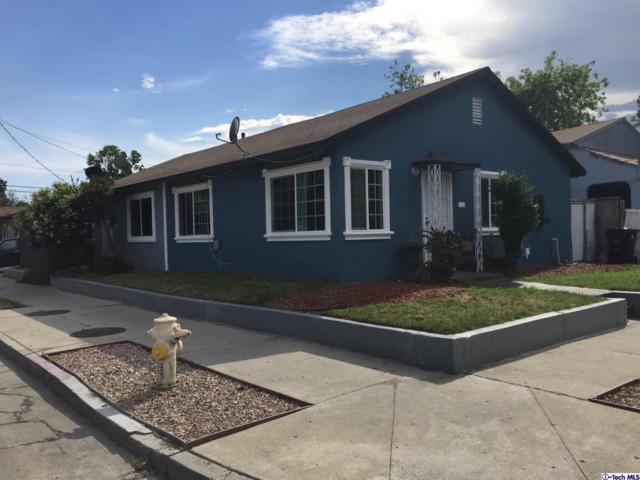 5528 Buchanan Street, Highland Park, CA 90042 (#319001966) :: The Agency