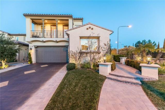 11838 Ricasoli Way, PORTER RANCH, CA 91326 (#SR19115451) :: Paris and Connor MacIvor