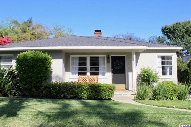 250 S Altadena Drive, Pasadena, CA 91107 (#319001969) :: TruLine Realty