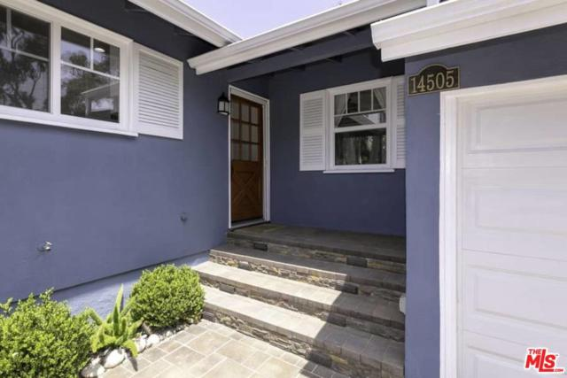 14505 W Sunset, Pacific Palisades, CA 90272 (#19466748) :: The Fineman Suarez Team