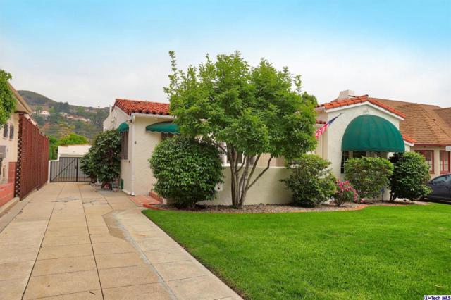 1324 Moncado Drive, Glendale, CA 91207 (#319001977) :: TruLine Realty