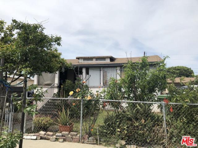 1375 E 57TH Street, Los Angeles (City), CA 90011 (#19467890) :: The Parsons Team