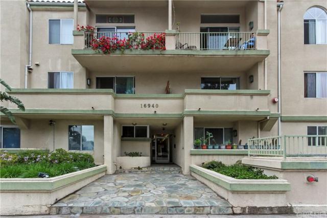 16940 Chatsworth Street #309, Granada Hills, CA 91344 (#SR19116051) :: Paris and Connor MacIvor