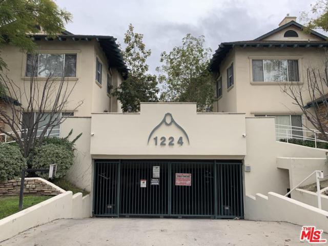 1224 Stanley Avenue #5, Glendale, CA 91206 (#19466312) :: TruLine Realty