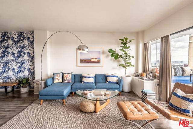 999 N Doheny Drive #508, West Hollywood, CA 90069 (#19466470) :: The Agency
