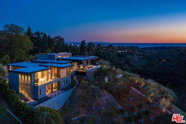 1501 Umeo Road, Pacific Palisades, CA 90272 (#19467856) :: The Fineman Suarez Team