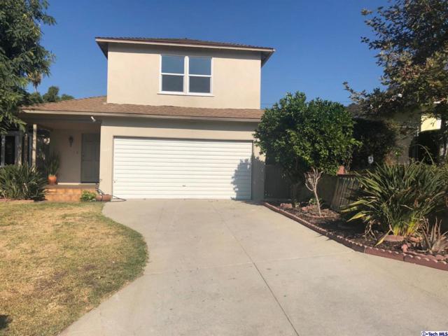 1811 Hillside Drive, Glendale, CA 91208 (#319001984) :: TruLine Realty
