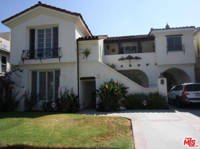 1114 S Clark Drive, Los Angeles (City), CA 90035 (#19467098) :: The Agency