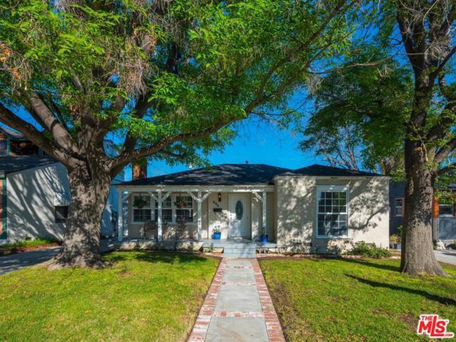 644 N Kenwood Street, Burbank, CA 91505 (#19468018) :: The Parsons Team