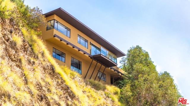 8715 Skyline Drive, Los Angeles (City), CA 90046 (#19467196) :: TruLine Realty