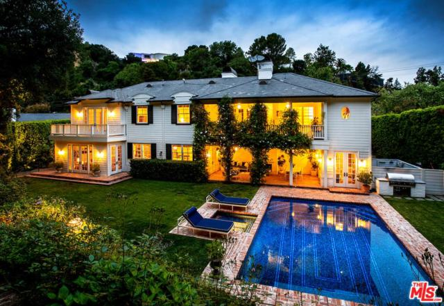 2578 Hutton Drive, Beverly Hills, CA 90210 (#19468012) :: The Agency