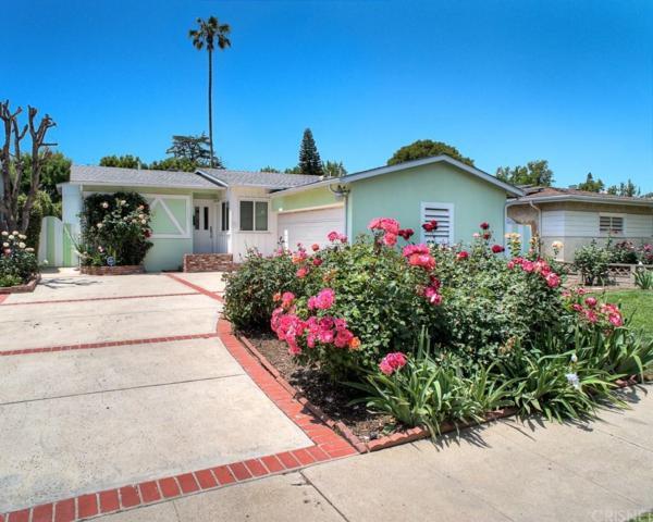 5743 Natick Avenue, Sherman Oaks, CA 91411 (#SR19116137) :: The Agency