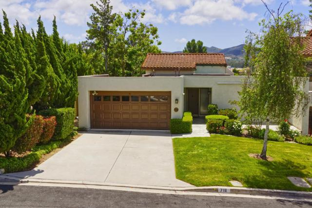 716 Woodlawn Drive, Thousand Oaks, CA 91360 (#219006083) :: Paris and Connor MacIvor