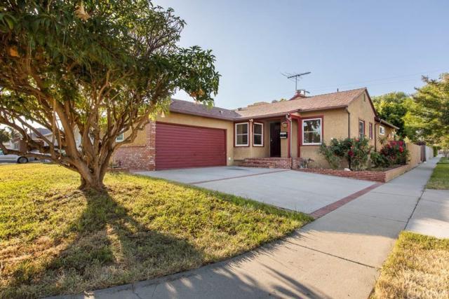 18741 Cohasset Street, Reseda, CA 91335 (#SR19116770) :: The Agency