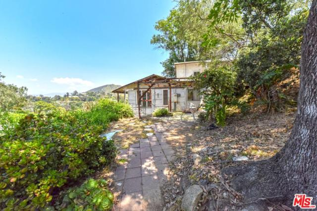 6850 Cahuenga Park Trail Trails, Hollywood, CA 90068 (#19465692) :: The Agency