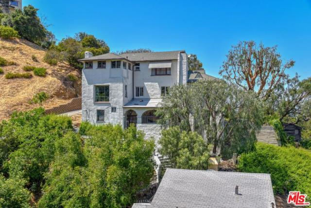 6851 Cahuenga Park Trails, Los Angeles (City), CA 90068 (#19465698) :: The Agency
