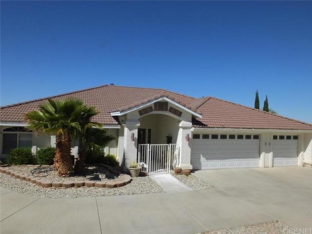 15826 E Avenue Y8, Llano, CA 93544 (#SR19117017) :: The Agency